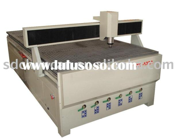 Vacuum table woodworking CNC Router CC-1224 MT