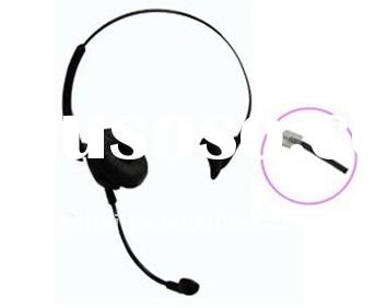 Usb To Rj11 Phone Headset Telephone Jack To Stereo Headset
