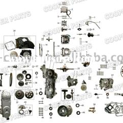 139qmb Wiring Diagram 8145 20 Engine 50cc Scooter Manufacturers In