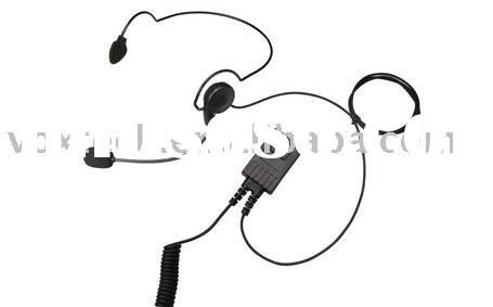 Motorola Two Pin Headset Wiring Diagram Telephone Headset