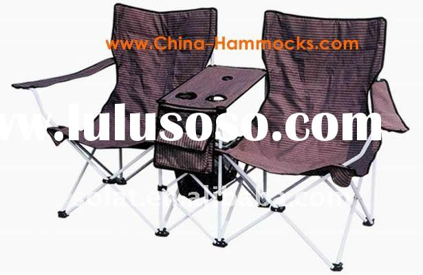 double camping chairs folding outdoor with canopy maccabee chair ch 242