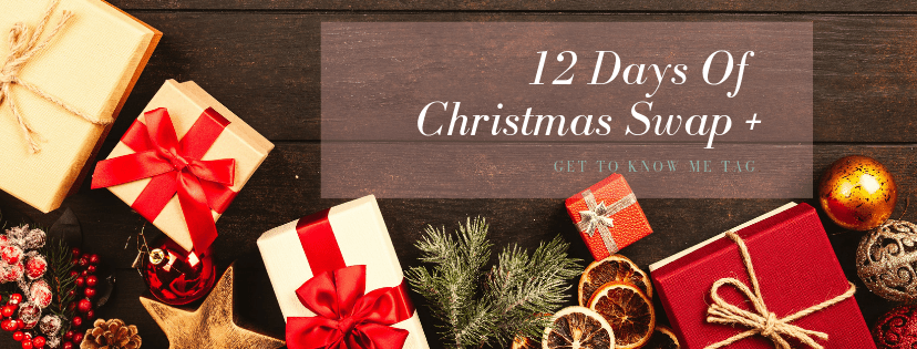 12 Days of Christmas Swap + Get To Know My Friend Tag