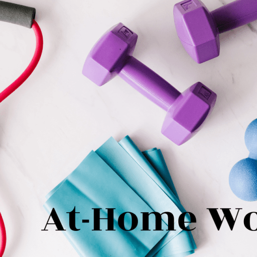 My At-Home Workout