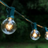 Best Outdoor Globe String Lights 25ct - Lumabase