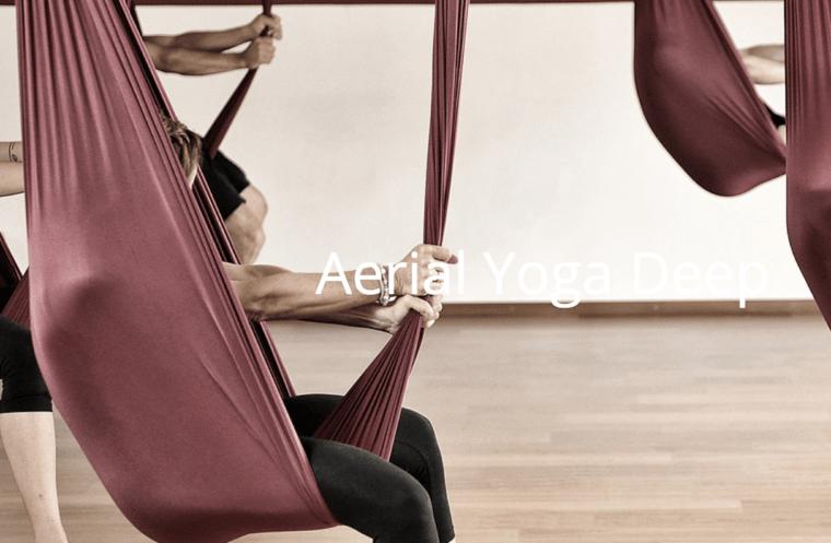 Aerial yoga lumai