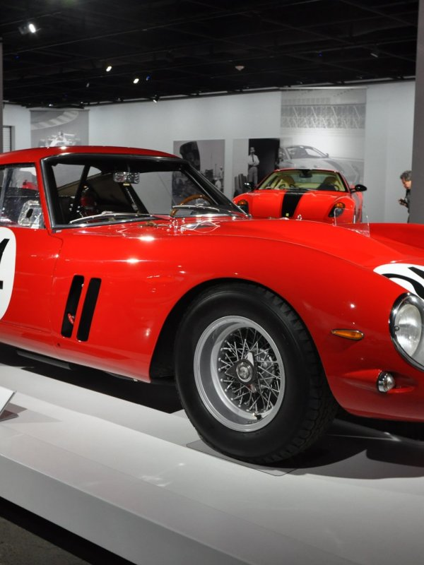 MOST EXPENSIVE CAR IN THE WORLD…. FERRARI 250GTO – NO ARGUMENTS