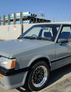 ORANGE MANGO TIME CAPSULE – A 1973 Toyota Corolla SR5