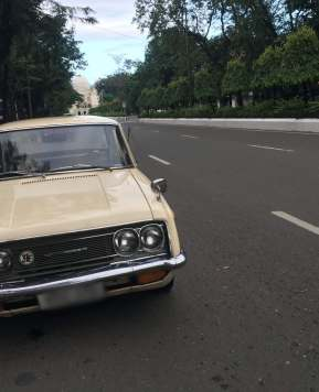 Old Faithful – A 1970 Toyota Corona