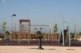 Alumbrado parque