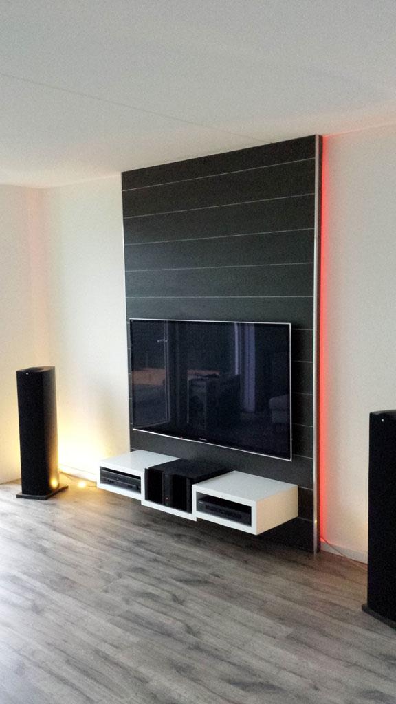 Atmoz AV casa  Nieuwe TVwand