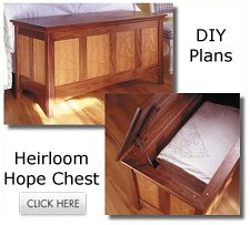Building A Hope Chest Free Plans