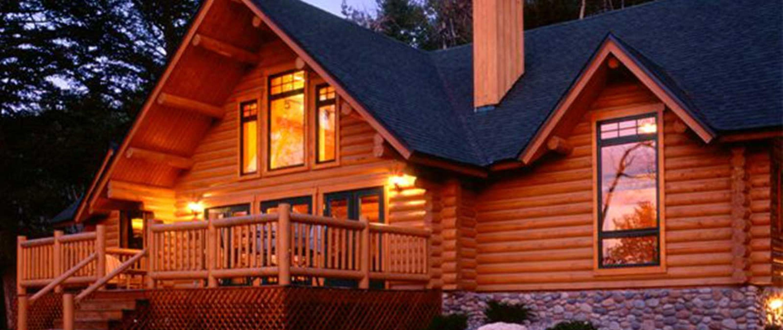 Lumberjack Homes  Bozeman MT Log Homes