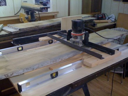 Diy Router Plane Sled