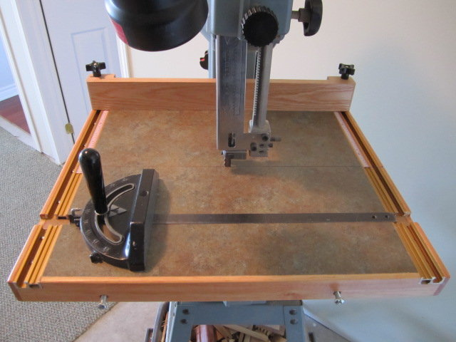 How To Make A Bandsaw Fence