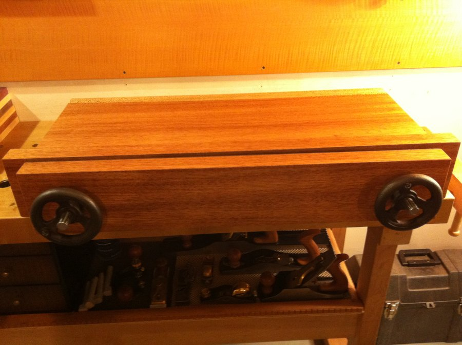 Benchcrafted Moxon Vise Instructions
