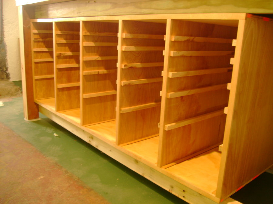 30 Drawer Tool Cabinet to go with Workbench  by
