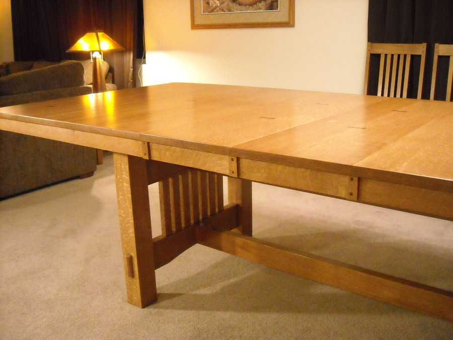 Mission Dining Table Willie Sandry Designs By