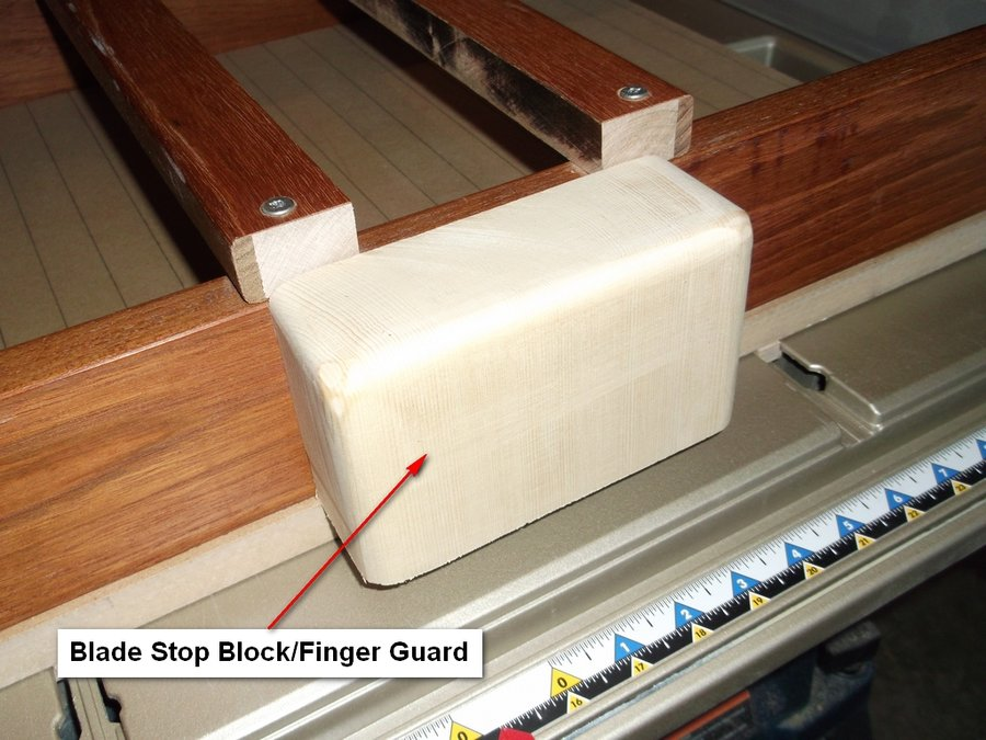 Crosscut Sled For Ryobi Table Saw