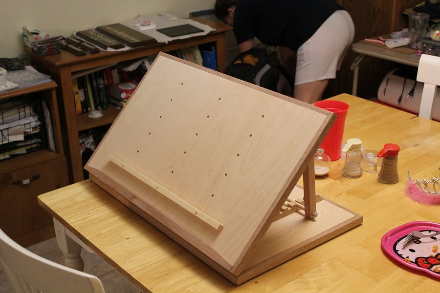 Drafting table table top version  by TonyInGuam