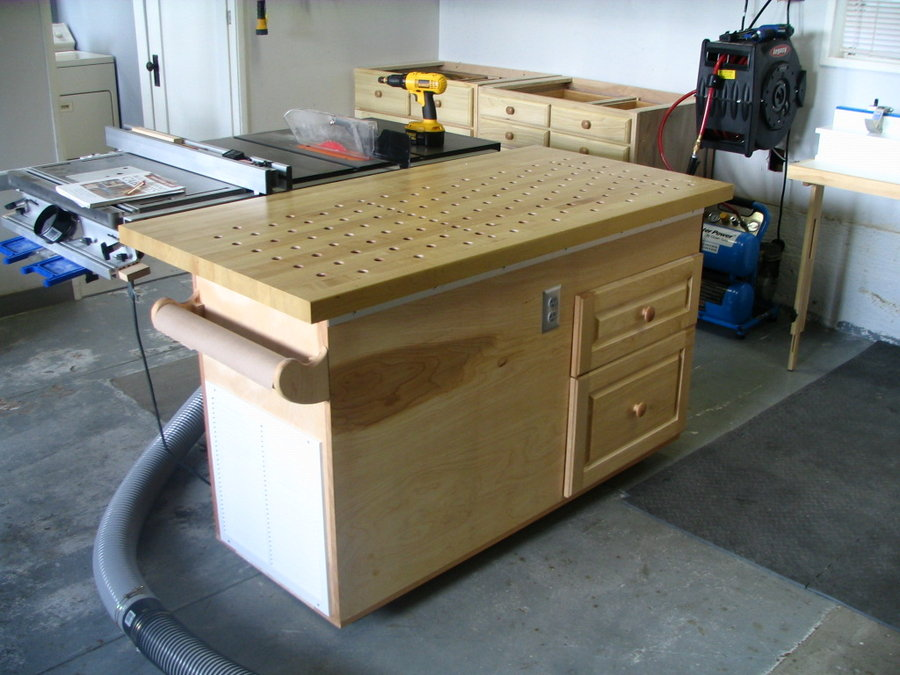 Woodworking Multi Tool Bench