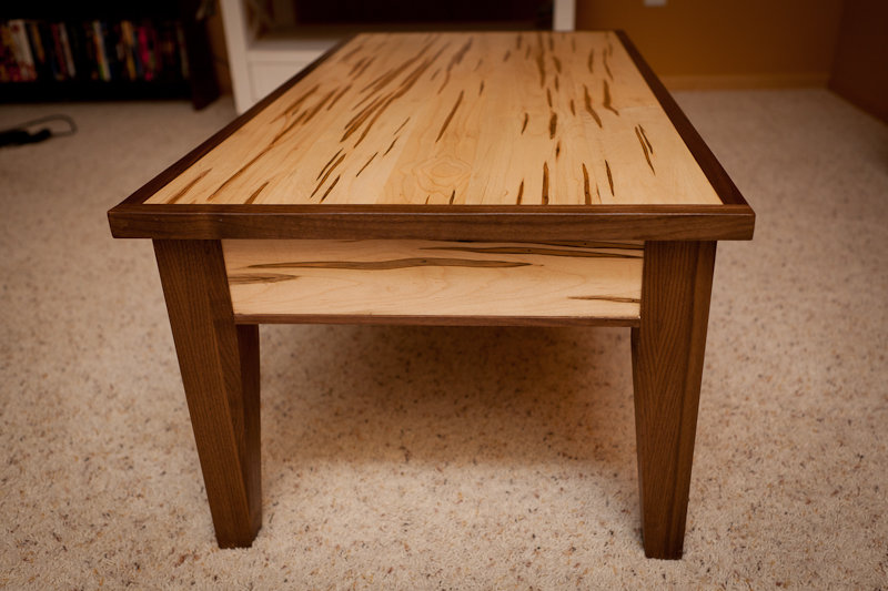 Ambrosia Wood Table