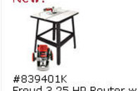 Freud Router Table Review