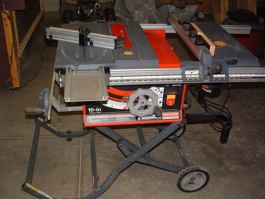 Craftsman Professional Router Table Manual