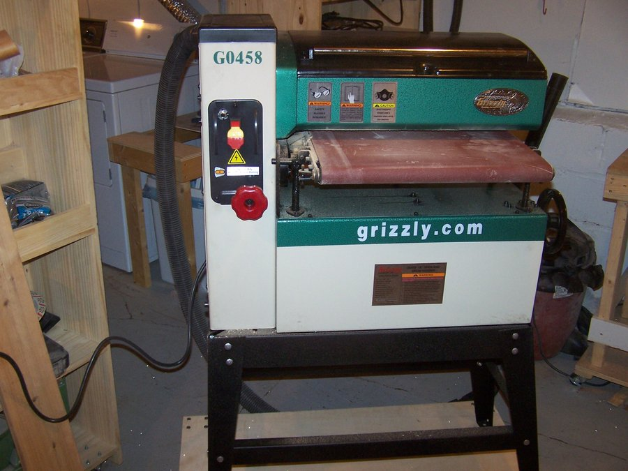 Grizzly 24 Drum Sander Manual