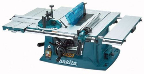 Makita Mlt100 255mm Table Saw Review