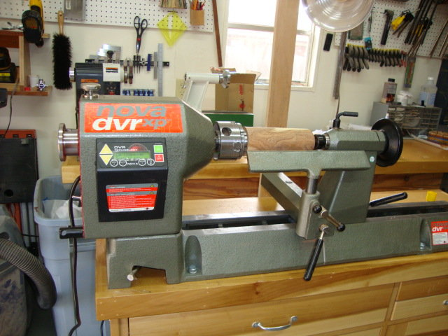 Nova Dvr Xp Lathe