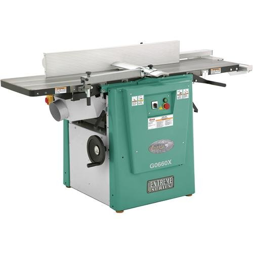 10 Inch Jointer Planer Combo