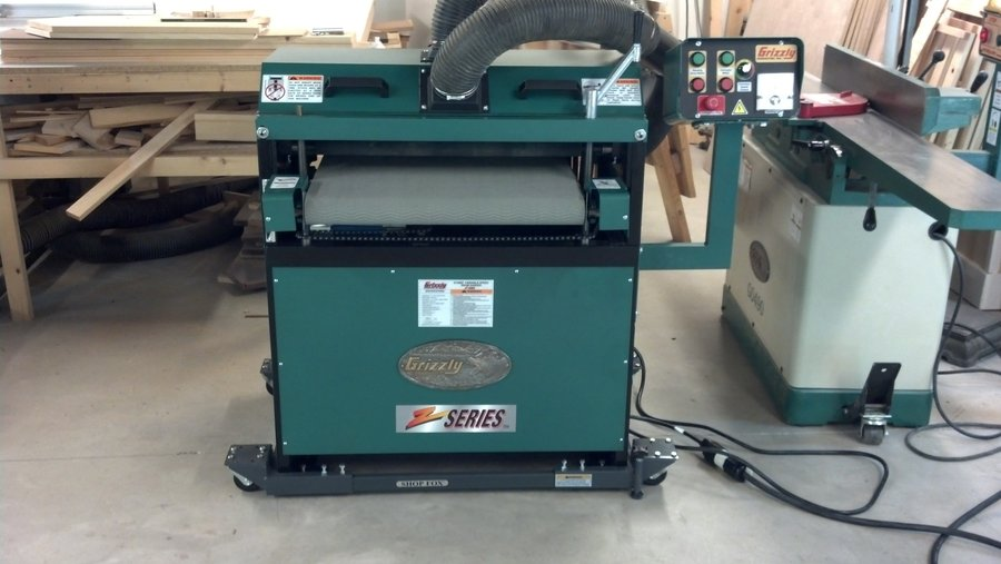 Used Thickness Sander For Sale