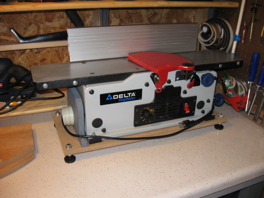 Shopmaster Jointer Parts