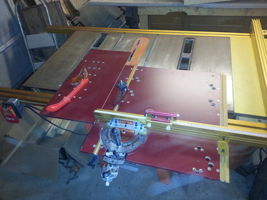 Incra 5000 Miter Sled