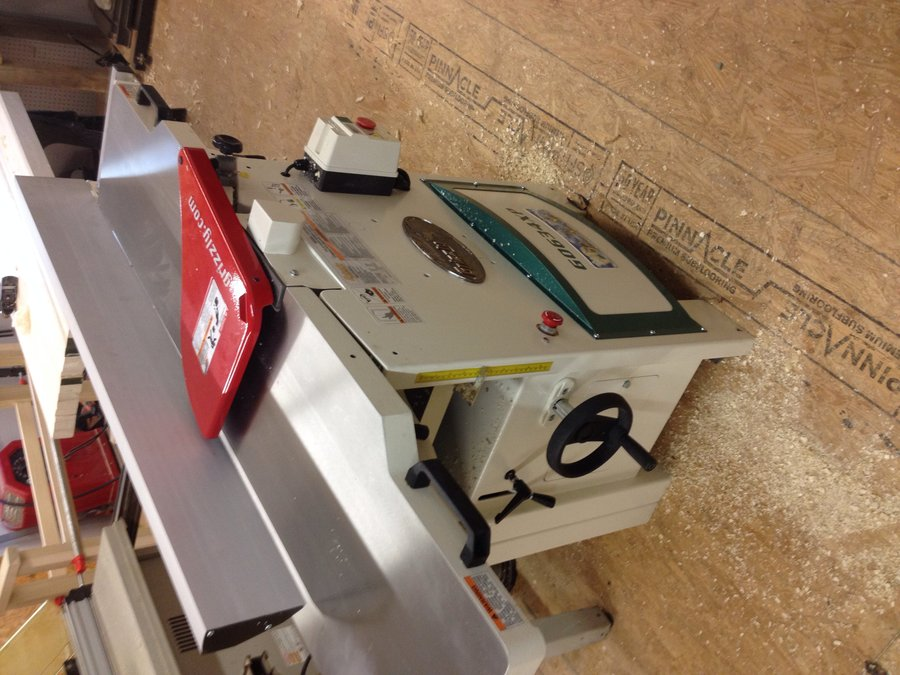 Powermatic 12 Jointer