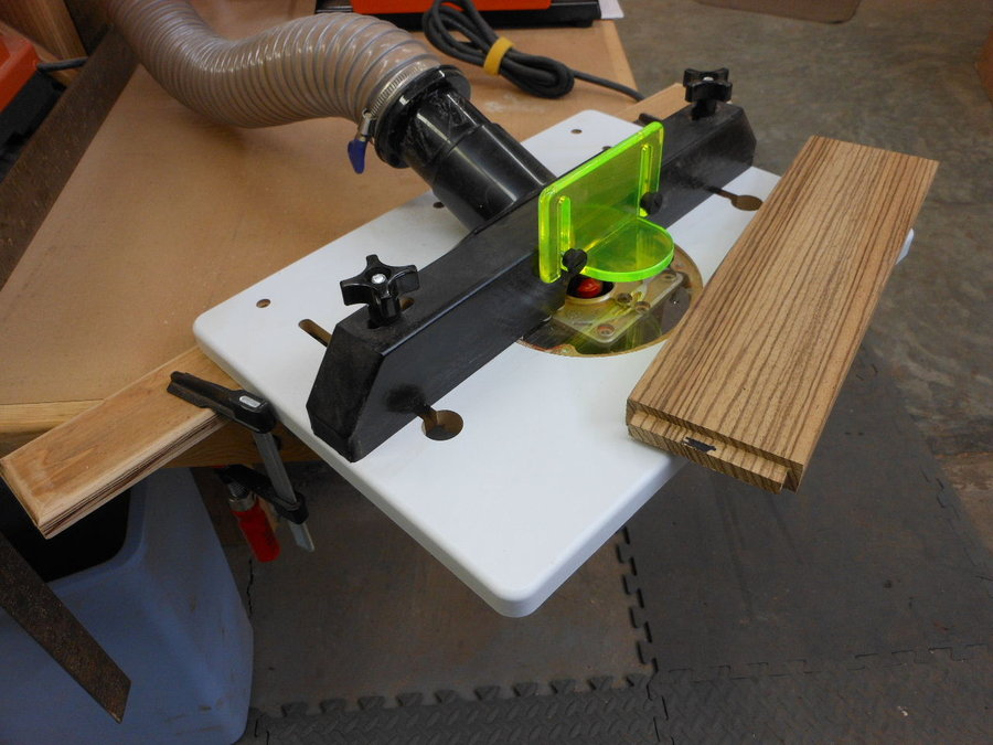 Rockler Router Table Review