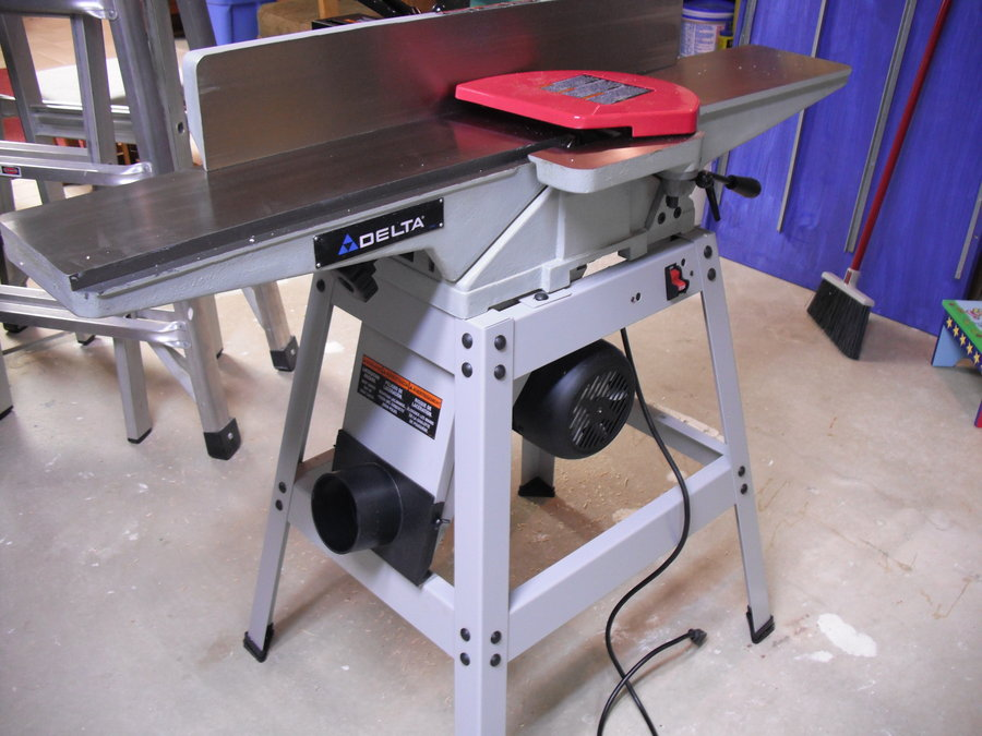 Delta Shopmaster Jointer