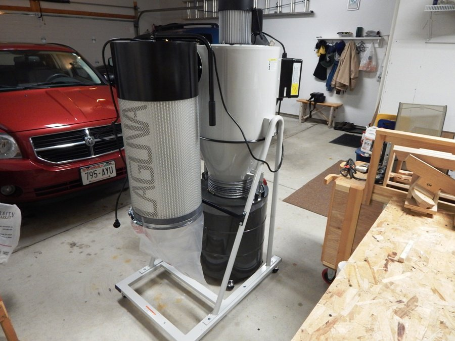 Jds Dust Collector Review