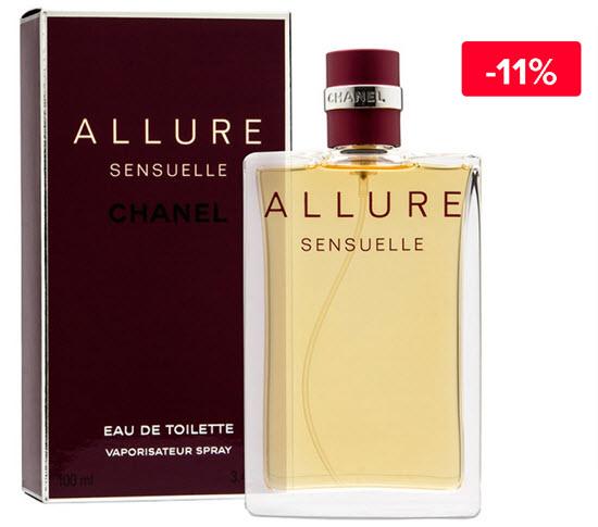 Chanel Apa de parfum Allure Sensuelle, 100 ml, pentru femei