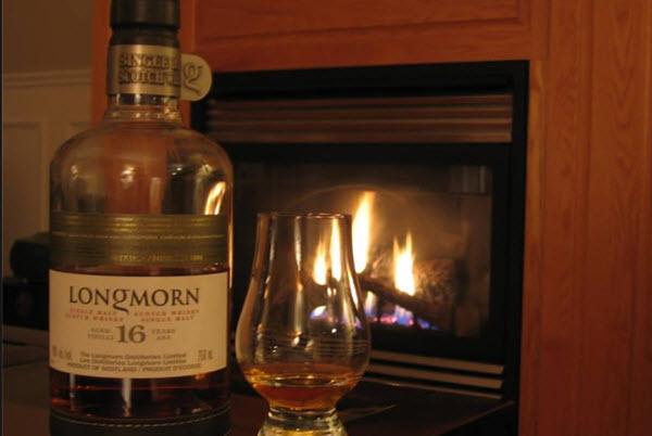whisky Longmorn 16 ani O îmbuteliere de lux de la distileria Longmorn,