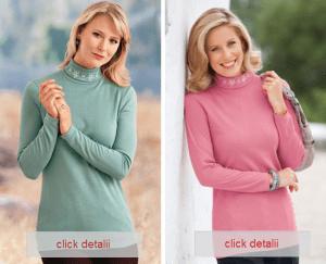 10 modele pulovere pe gat pentru iarna