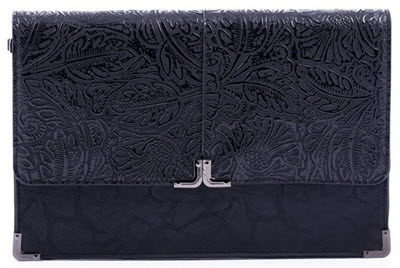 Stash your lipstick, phone, and compact for a night out with one of these dazzling clutches & evening bags. Select from elegant designs featuring intricate beadwork, metallic finishes, or smooth satin construction to coordinate with your cocktail dress or evening gown. Evening bags' removable.