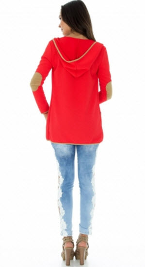 modele de hanorace online 2016 ieftine rosii