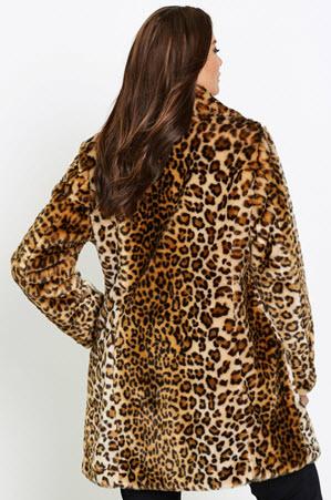 haina de blana artificiala extra size