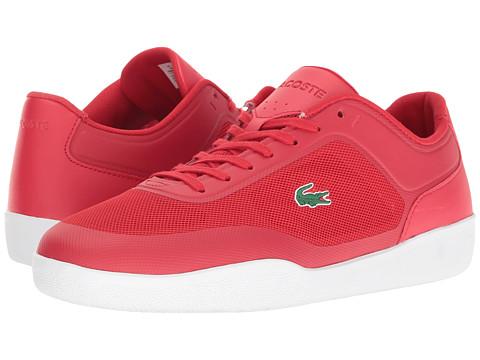 tenisi rosii Lacoste barbati