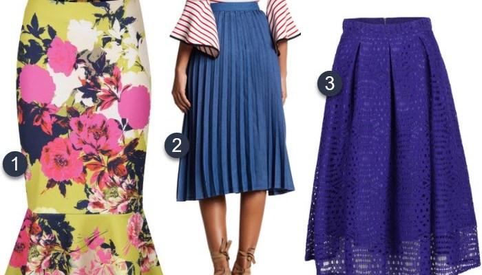 Cum sa porti fusta midi in toamna asta! 12 de idei de styling!