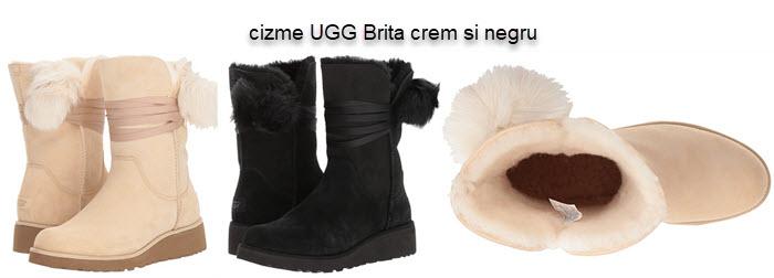 cizme UGG originale crem sau negru