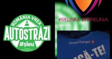 România Vrea Autostrăzi, #sieu! #reusimimpreuna