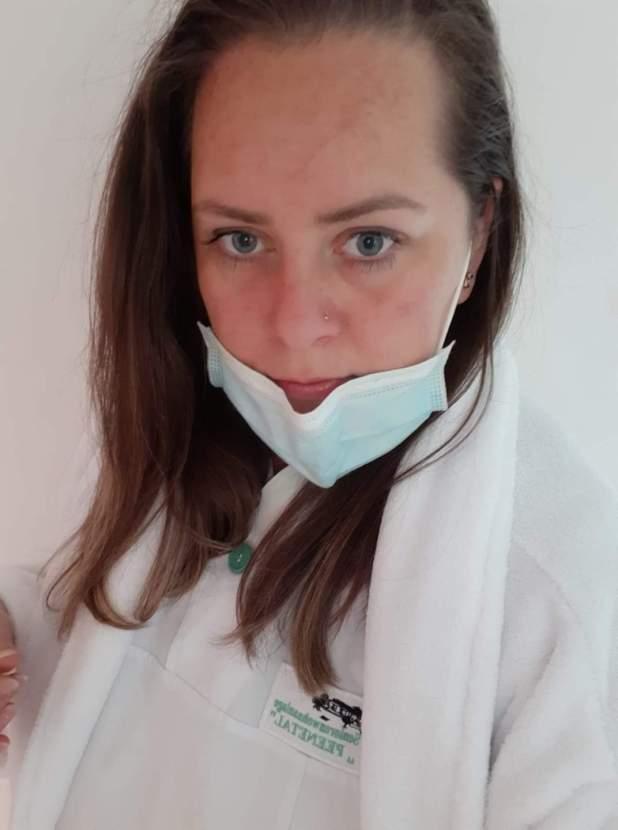 Asistenta in spital