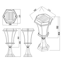 12 Volt Wiring Diagram For Garden Lights Autocad Electrical 12v Dusk To Dawn Sensor And Fuse Box